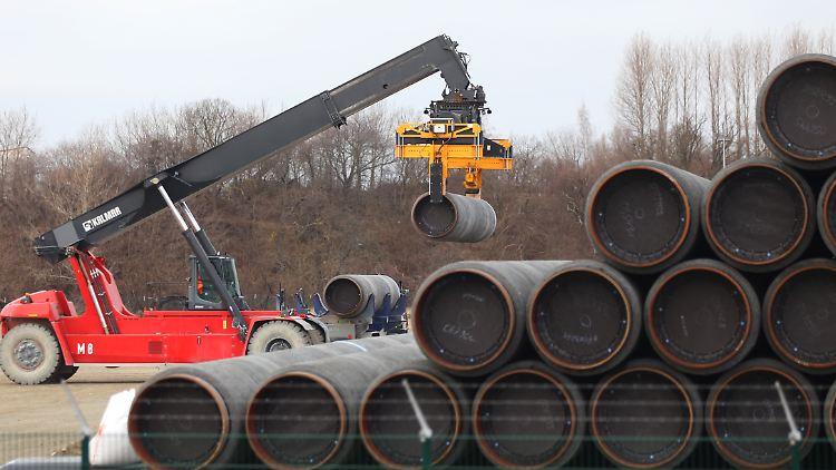 Trump erwägt Sanktionen wegen Gas-Pipeline Nord Stream 2 - Schlaglichter