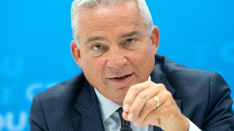 CDU-Politiker Thomas Strobl. Foto: Sebastian Gollnow