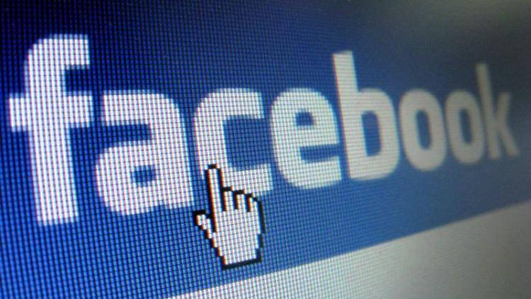 Das Logo des sozialen Netzwerks Facebook ist zu sehen. Foto: Stephan Jansen/Archivbild