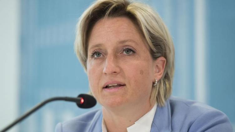 CDU-Politikerin Nicole Hoffmeister-Kraut. Foto: Marijan Murat/Archivbild