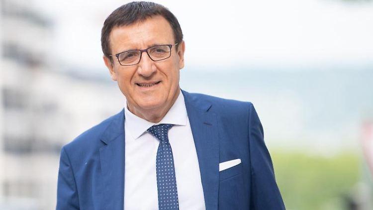 Wolfgang Reinhart, CDU-Franktionschef im baden-württembergischen Landtag. Foto: Sebastian Gollnow/Archivbild
