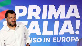 Lega-Chef Matteo Salvini liebäugelt mit einer Parallelwährung. Das könnte das Ende des Euro bedeuten.