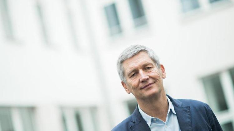 Wolfram König, Präsident des Bundesamts für kerntechnische Entsorgungssicherheit (BfE). Foto: Sophia Kembowski/Archivbild