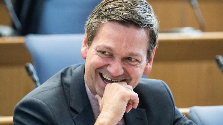 Christian Baldauf (CDU), Fraktionsvorsitzender der CDU im Landtag von Rheinland-Pfalz. Foto: Andreas Arnold