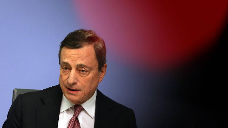 EZB-Chef bereit zu weiteren Zinssenkungen - Wirtschaft