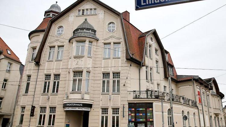 Das Theater der Jungen Welt in Leipzig. Foto: Jan Woitas/Archiv