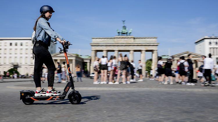 e scooter berlin mieten