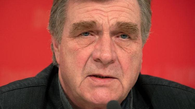 Ralf Christoffers, Fraktionsvorsitzender der Linken im Brandenburger Landtag. Foto: Ralf Hirschberger/Archiv