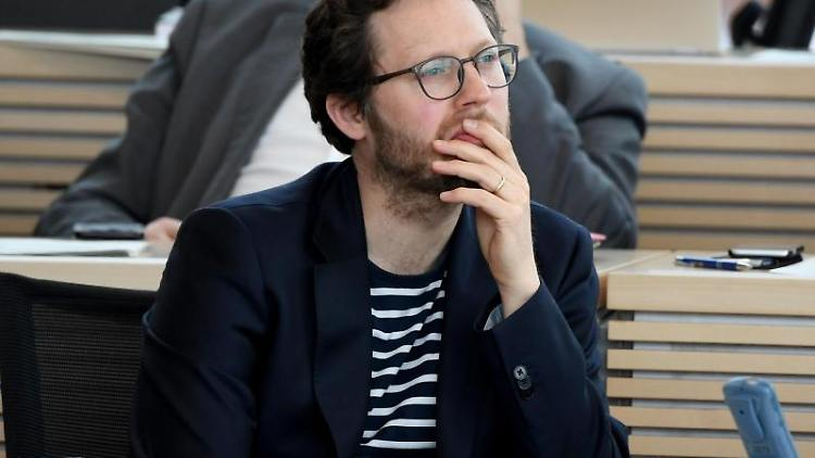 Jan Philipp Albrecht (Bündnis90/Die Grünen). Foto: Carsten Rehder/Archiv