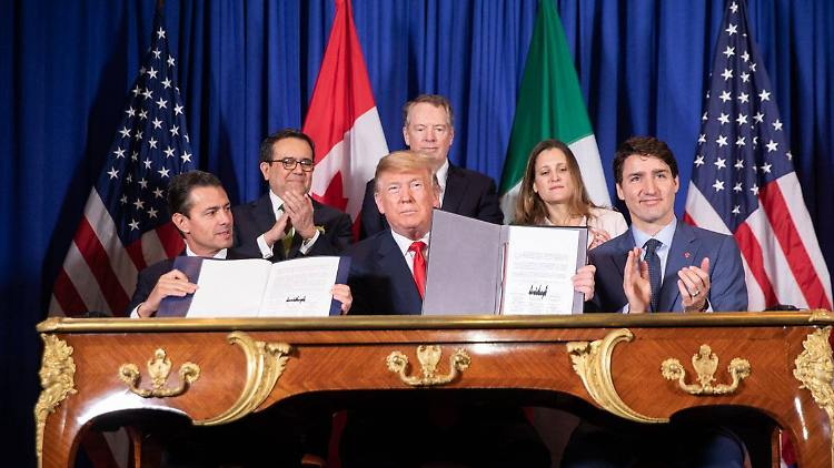 Handel mit USA und Kanada: Mexiko gibt grünes Licht für USMCA-Abkommen
