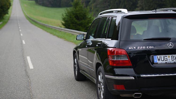 Deutschland - Rückruf für 60.000 Mercedes-Diesel
