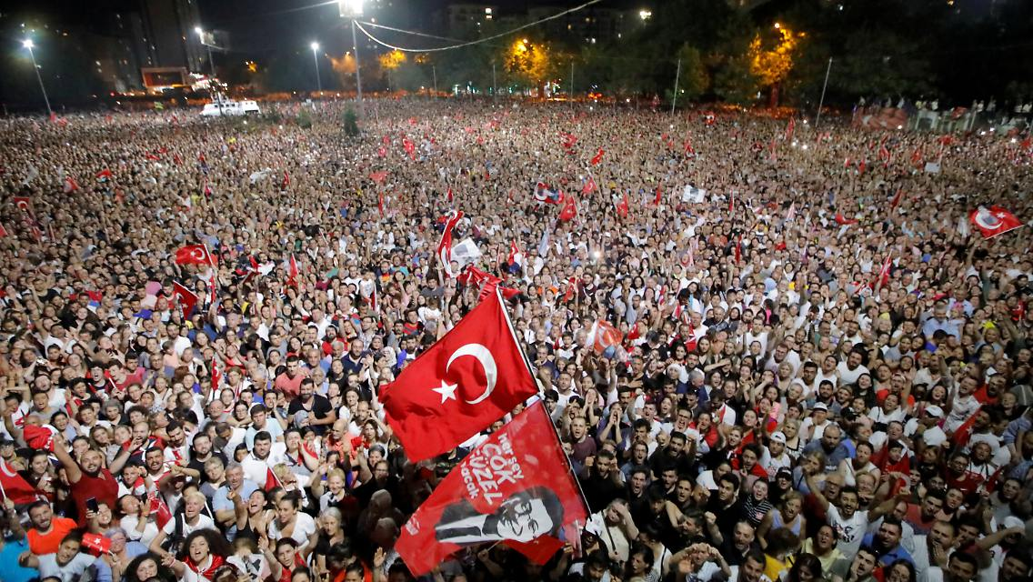 wahlen istanbul