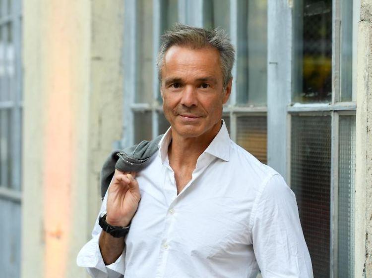 Der Schauspieler Hannes Jaenicke ist beim Münchner Filmfest zu sehen. Foto: Tobias Hase/Archiv