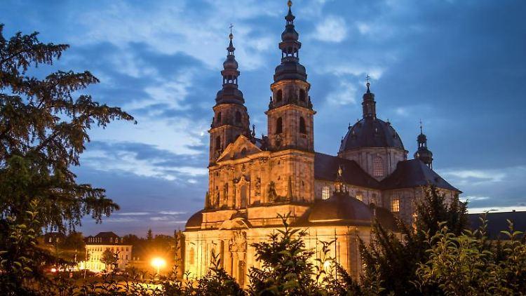 Fulda feiert ihr Stadt- und Bürgerfest. Foto: Frank Rumpenhorst