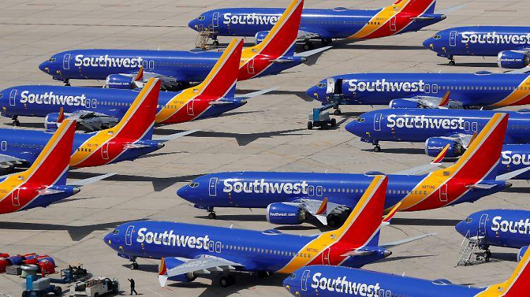 Boeing: US-Behörde entdeckt neuen Fehler bei Krisenfliegern 737 Max