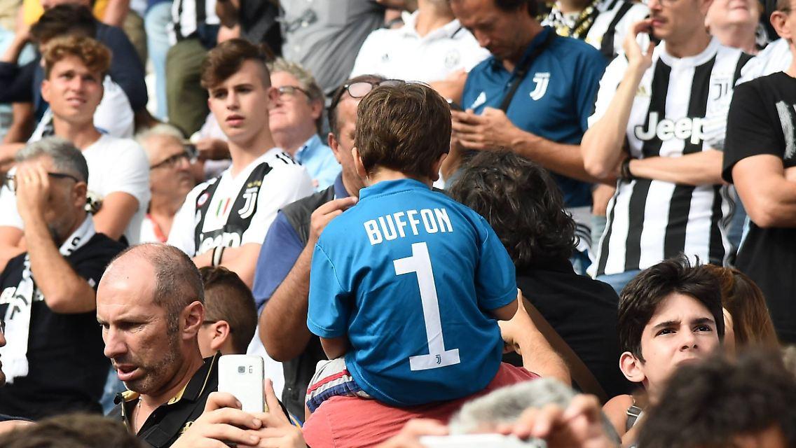 Buffon Gehalt