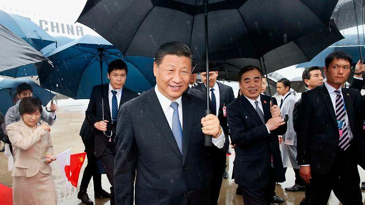 USA und China vereinbaren Burgfrieden im Handelsstreit