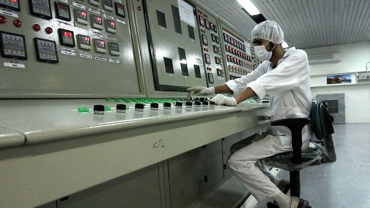 Iran überschritt Obergrenze für Uranvorräte