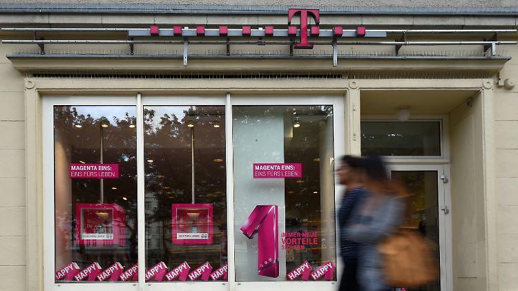 Deutsche Telekom will angeblich Filialnetz ausdünnen - 1200 Jobs betroffen