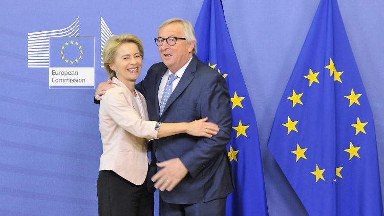 Von der Leyen soll ihre Ziele für Europa erklären