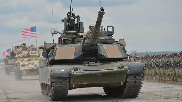 Rüstungsstreitt: USA wollen Taiwan Panzer verkaufen - das verärgert China