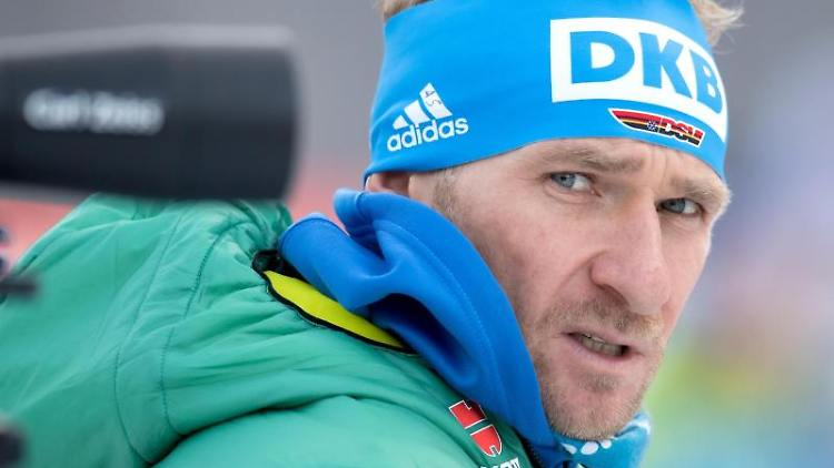 Der frühere Assistenz-Trainer der Biathlon-Nationalmannschaft, Andreas Stitzl. Foto: Sven Hoppe/Archivbild