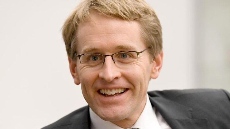 Daniel Günther (CDU), Ministerpräsident von Schleswig-Holstein und Bundesratspräsident. Foto: Carsten Rehder/Archivbild