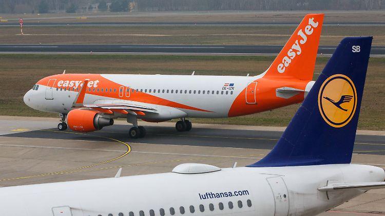 Lufthansa verzeichnet trotz Klimadebatte einen Passagierzuwachs