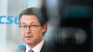 Die Abgeordneten dürfen Scheuers MAut-Verträge zwar einsehen, aber nicht darüber sprechen.