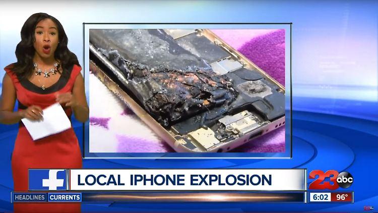iPhone 6 explodiert Youtube.JPG