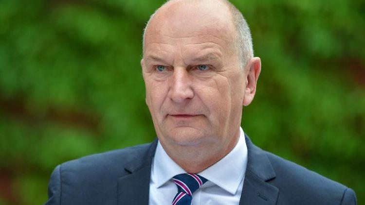 Dietmar Woidke (SPD), Ministerpräsident von Brandenburg. Foto: Patrick Pleul/Archiv