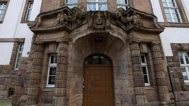 Das Landgericht in Dortmund.Foto: Ina Fassbender/Archivbild