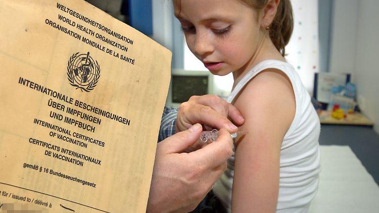 Staatssekretär Büttner begrüßt Impfpflicht gegen Masern
