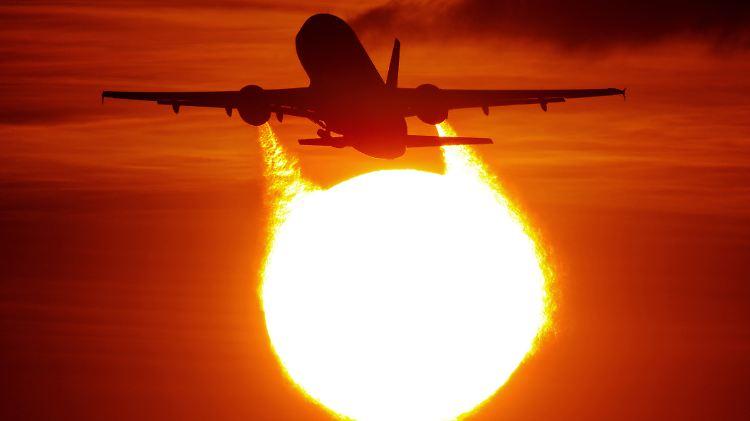 Deutschland: Klimaschutz: Schulze für Erhöhung der Luftverkehrsabgabe