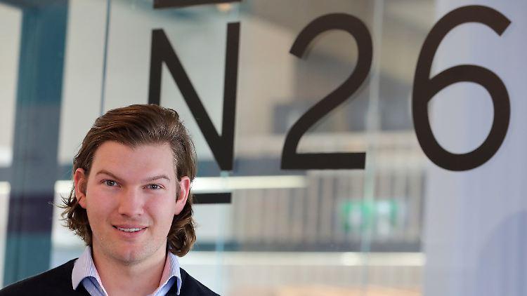 Expansion geplant: App-Bank N26 wird zum wertvollsten deutschen Start-up