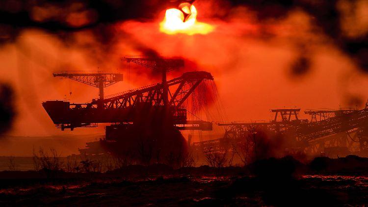 Klimakabinett berät über CO2-Bepreisung