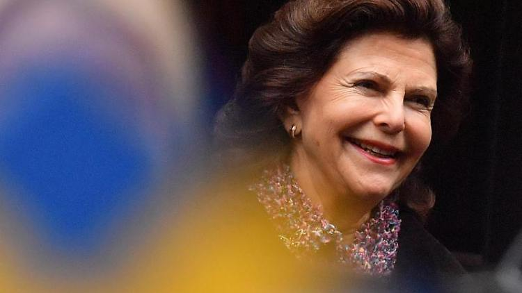 Königin Silvia von Schweden. Foto: Hendrik Schmidt/Archivbild