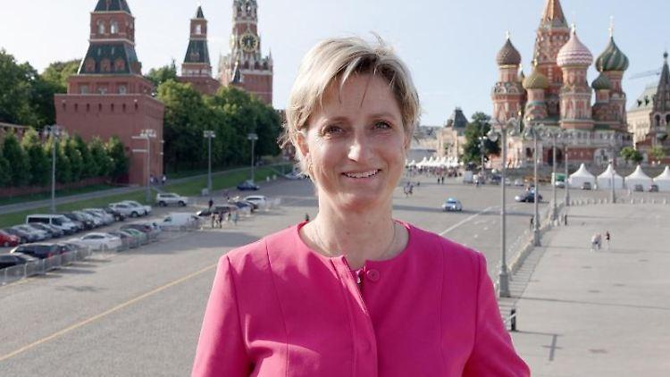 Nicole Hoffmeister-Kraut (CDU), Wirtschaftsministerin von Baden-Württemberg. Foto: Ulf Mauder/Archivbild