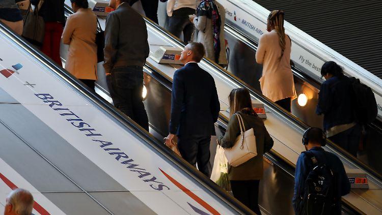 Nicht näher genannte Terrorgefahr British Airways sagt alle Kairo-Flüge