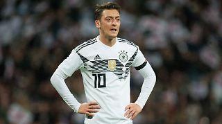 Einer der feinsten Fußballer, die je dieses Trikot getragen haben: Mesut Özil.