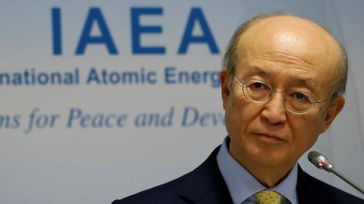 UN: Chef der Internationalen Atomenergiebehörde ist gestorben