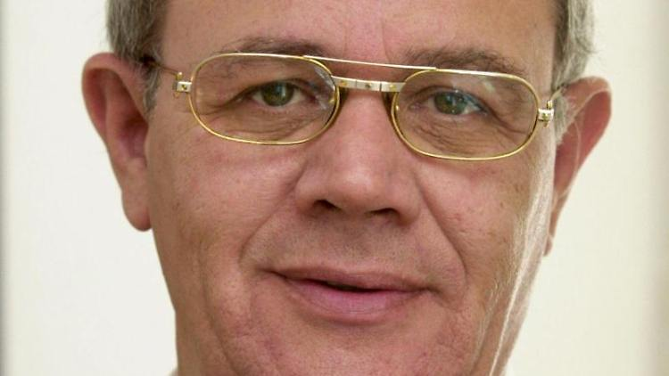 Der CDU-Politiker Hans-Otto Wilhelm, aufgenommen in seinem Mainzer Büro. Foto: Frank May/Archiv