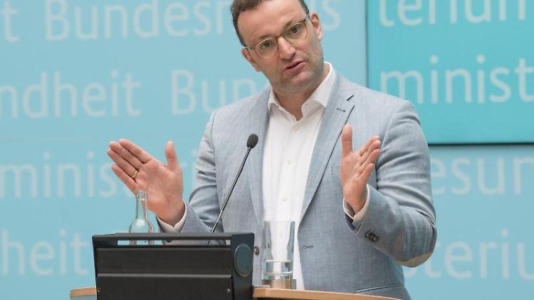 Jens Spahn. Foto: Jörg Carstensen