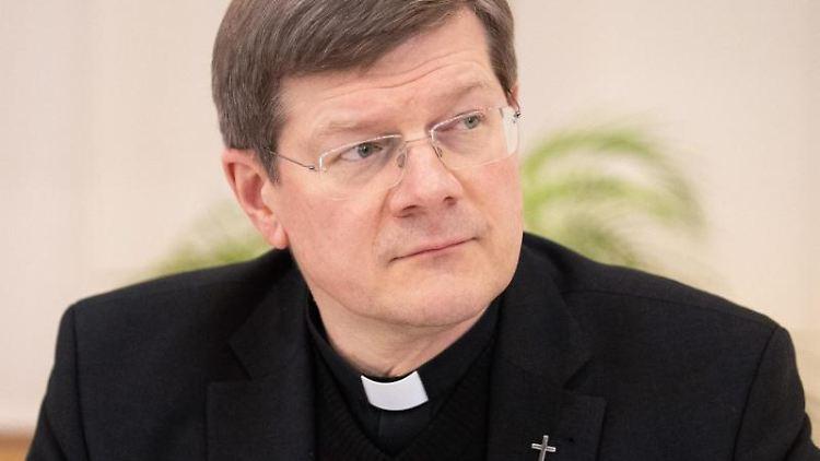 Der Erzbischof von Freiburg, Stephan Burger. Foto: Friso Gentsch/Archivbild