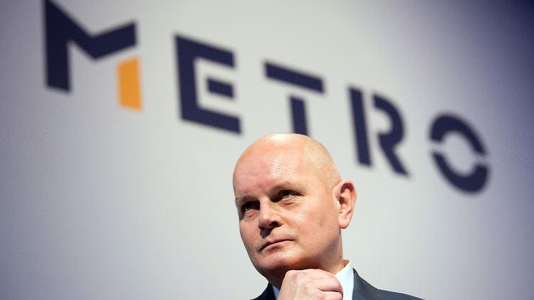 Metro stemmt sich gegen Übernahme
