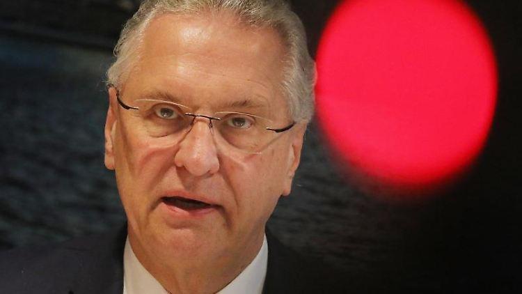 Joachim Herrmann (CSU), bayerischer Innenminister. Foto: Wolfgang Kumm/Archiv