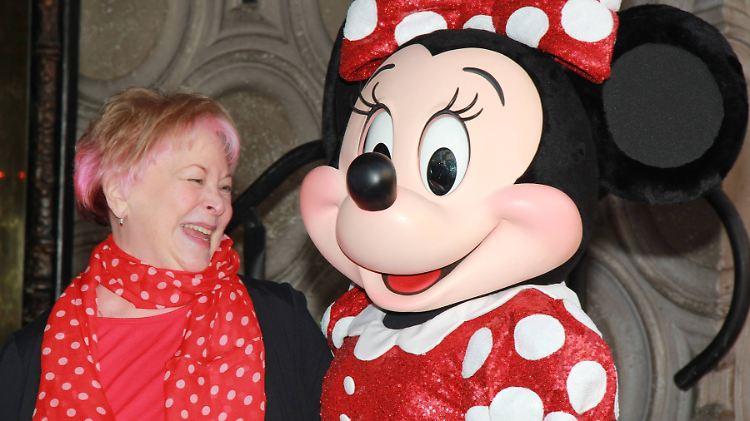 Stimme von Minnie Maus: Russi Taylor ist gestorben