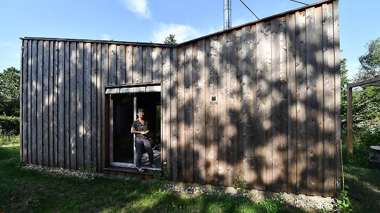 Nicht Gross Aber Dafur Gunstig Tiny Houses Erobern Deutsche