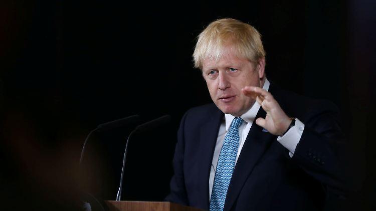Mehrheit der britischen Regierung im Parlament schmilzt auf eine Stimme