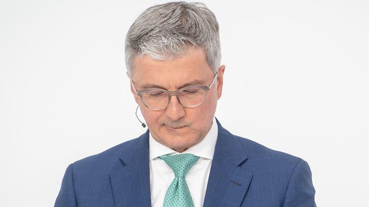 Dieselskandal rollt weiter: Anklage gegen Ex-Audi-Chef erhoben